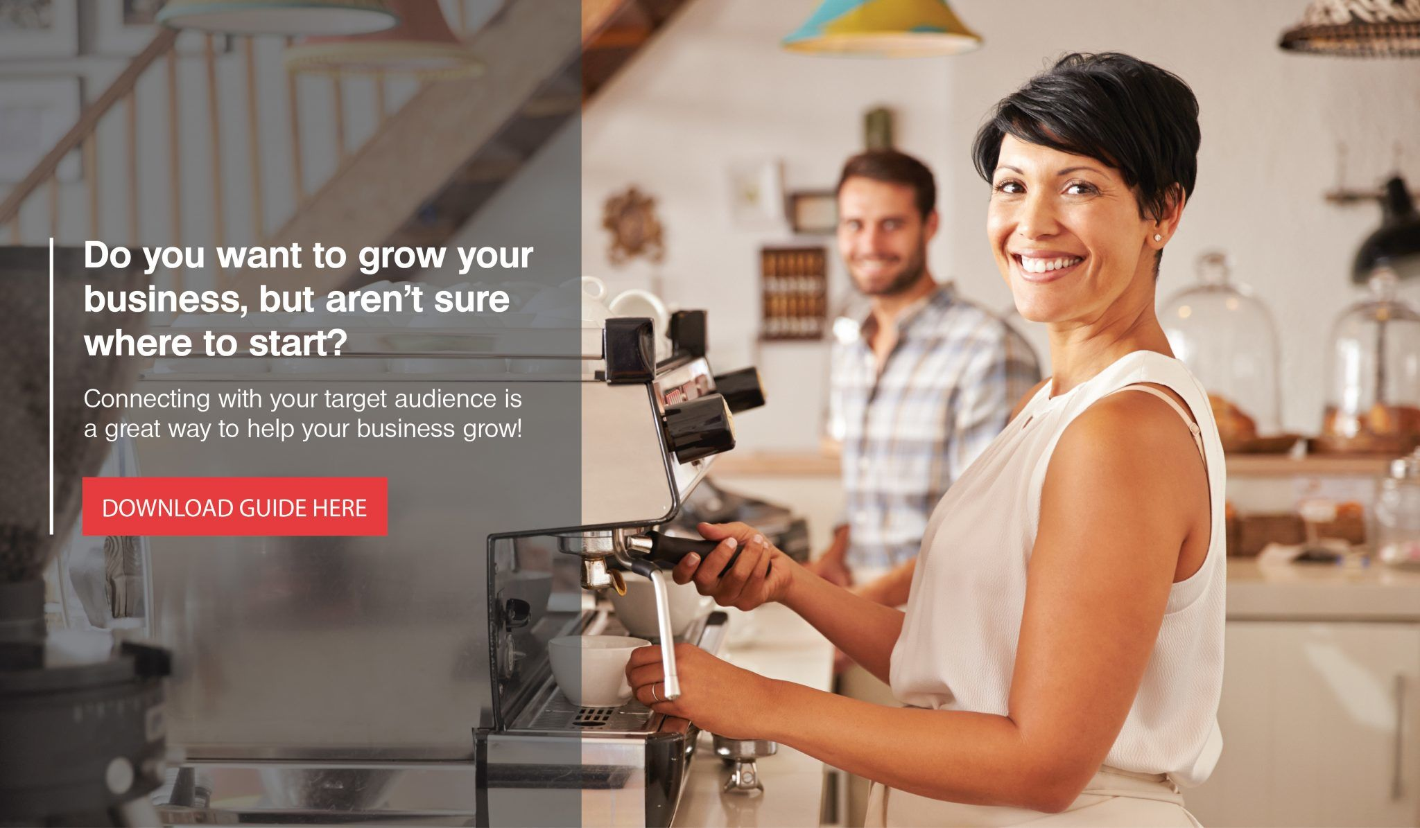Focus on your target audience when you're creating your website.