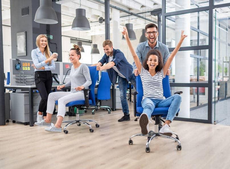 fun office culture