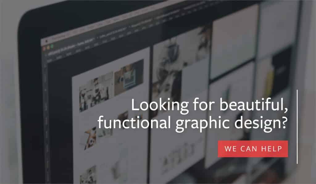 graphic design CTA
